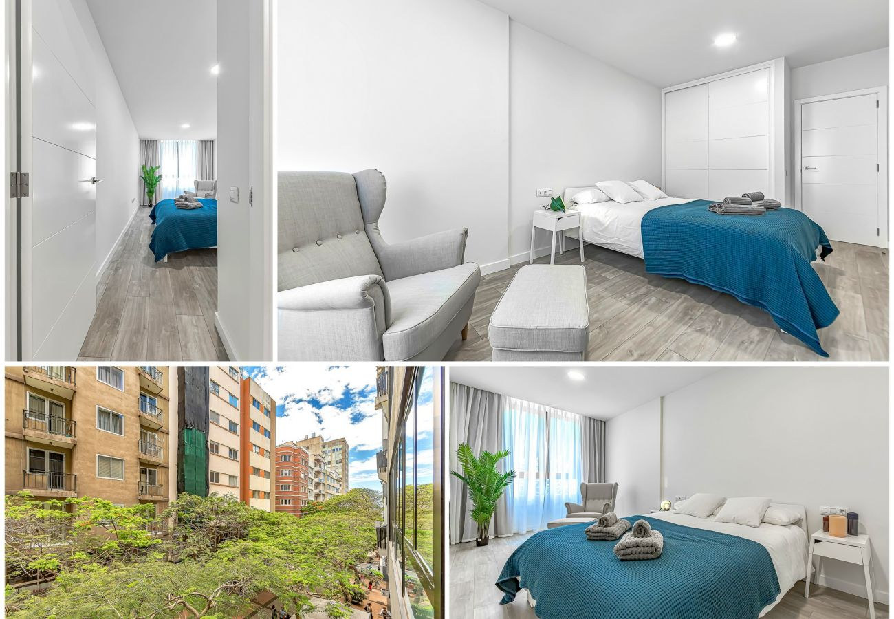 Apartment in Santa Cruz de Tenerife - Downtown Apartment with AC & WiFi